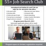 Port Hope 55+ Job Search Group